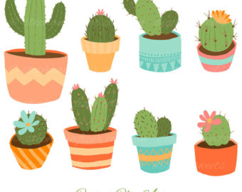 Cactus Clipart | Free download on ClipArtMag