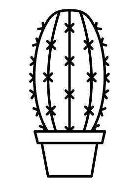 284x391 Ribs Cactus Clipart, Explore Pictures