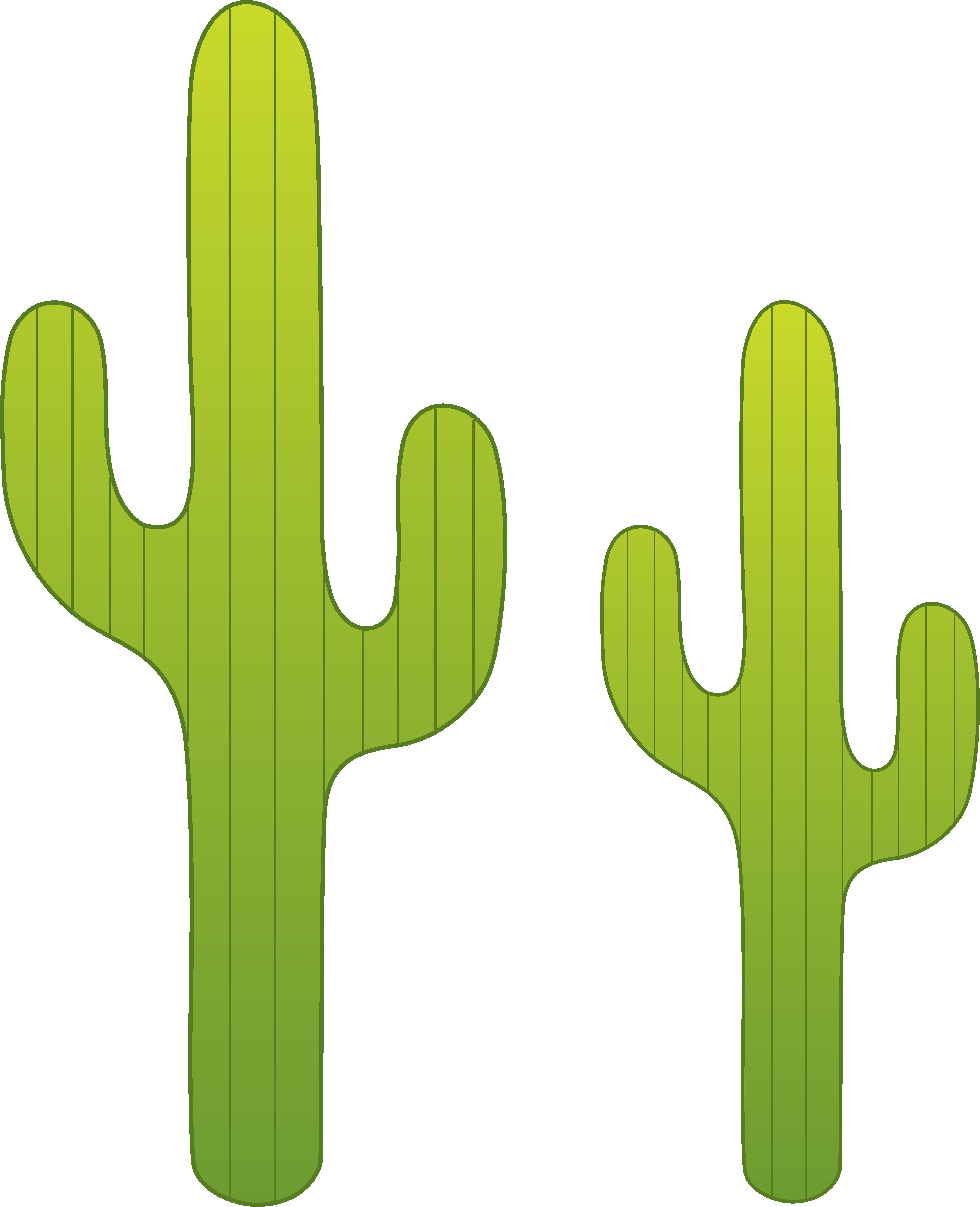 5702x7020 Two Saguaro Cacti
