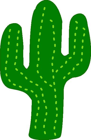 384x593 Cactus Clip Art
