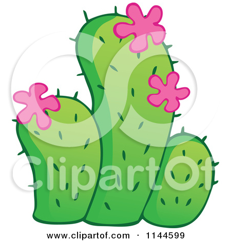 450x470 Rock Cactus Clipart