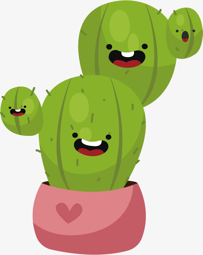 650x817 Lovely Cactus, Vector Png, Cactus, Pink Flowerpot Png And Vector