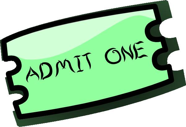 600x410 Ticket Clip Art
