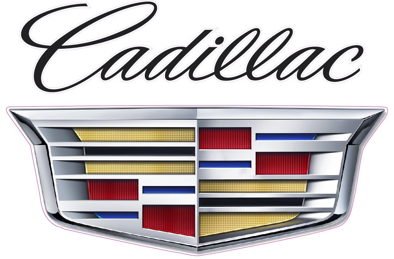 1287x845 Logo Free Design. Cadillac Stickers Logo Awesome Cadillac