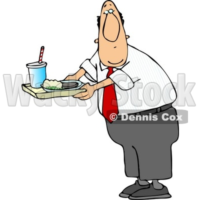 400x400 Cafeteria Clipart