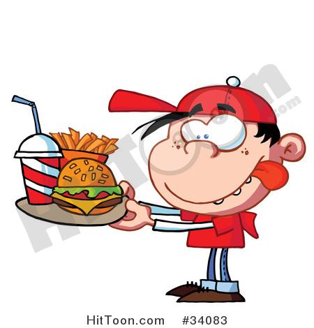 450x470 Cafeteria Food Clip Art
