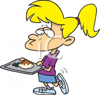 350x335 Girl Eating