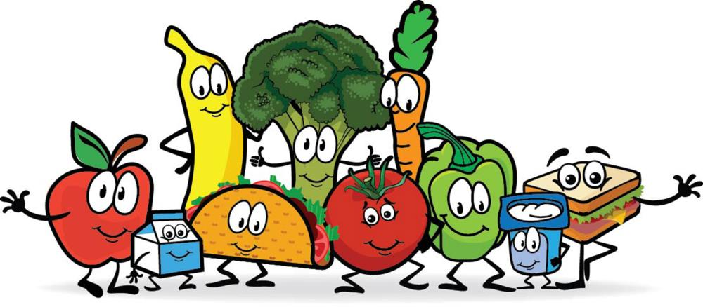 1000x438 Lunch Clipart Health