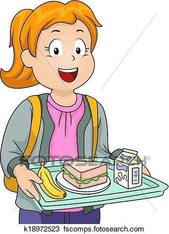 Cafeteria Worker Clipart | Free download best Cafeteria ...