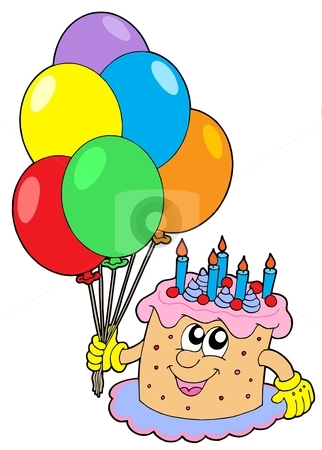 322x450 Balloons Ufeffcake Clipart, Explore Pictures