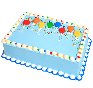 306x288 Baskin Robbins Balloon Parade Cake