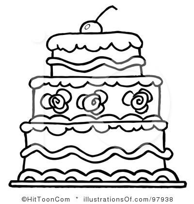 400x420 Free Clip Art Cake