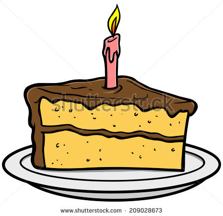 450x437 Sponge Cake Clipart Birthday Cake Slice