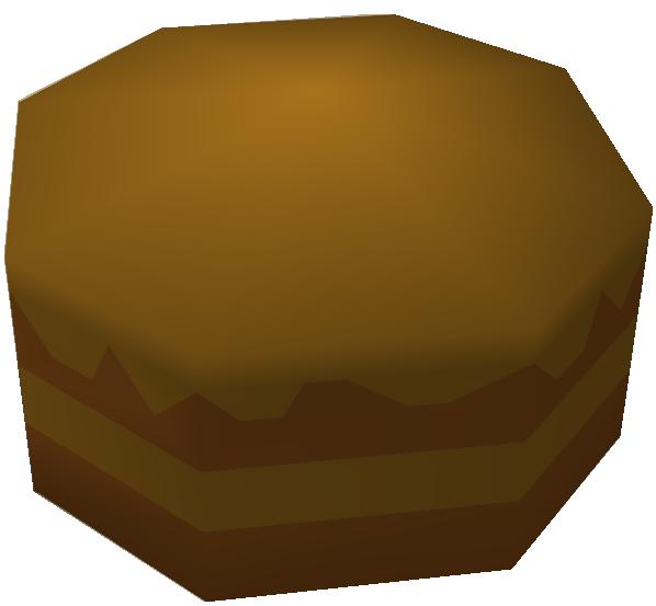 598x553 Chocolate Cake Slice Clipart