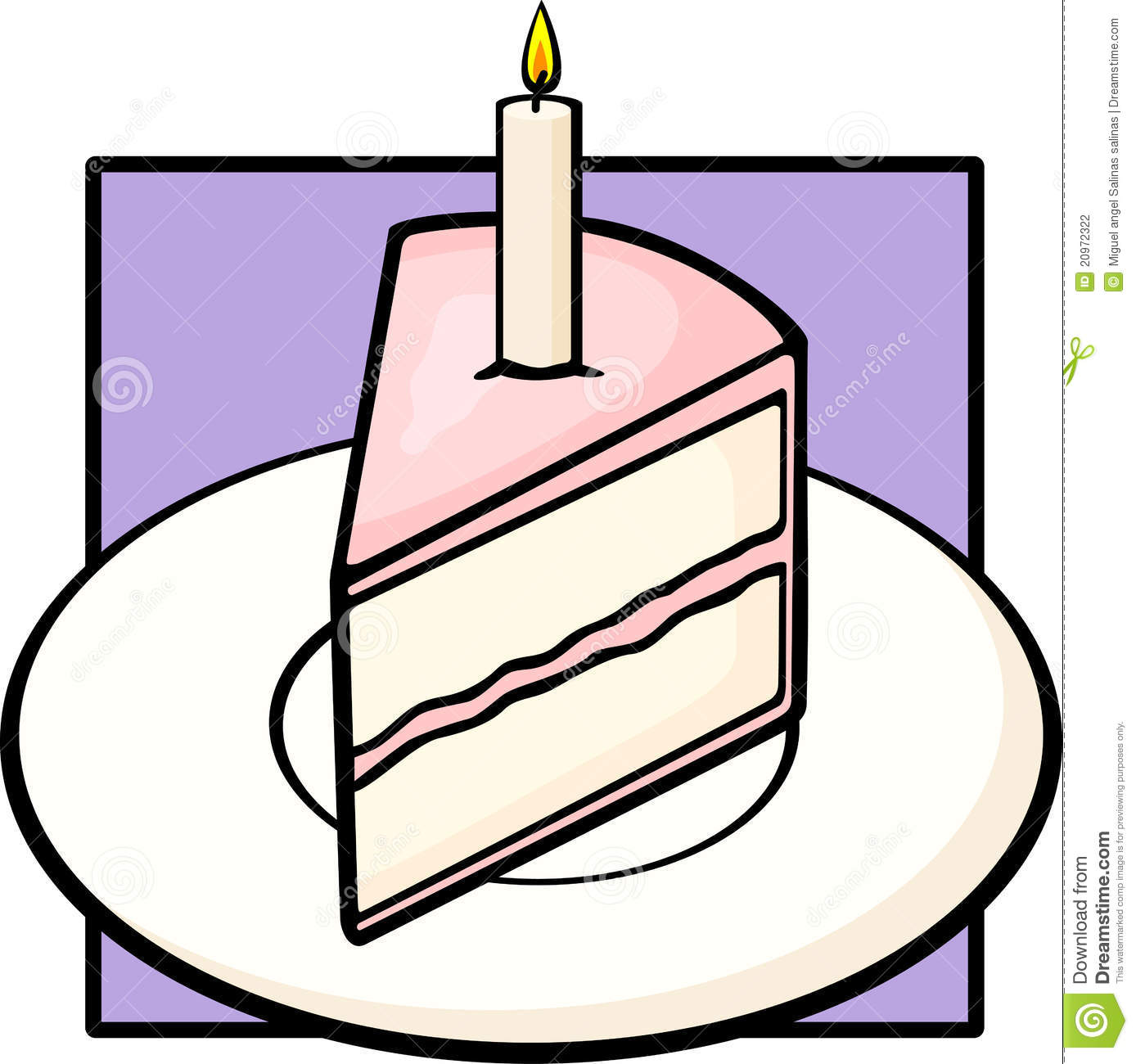 Cake Slice Clipart | Free download best Cake Slice Clipart on ... for Drawing Cake Slice  174mzq