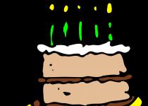 210x150 Clip Art Clip Art Cakes