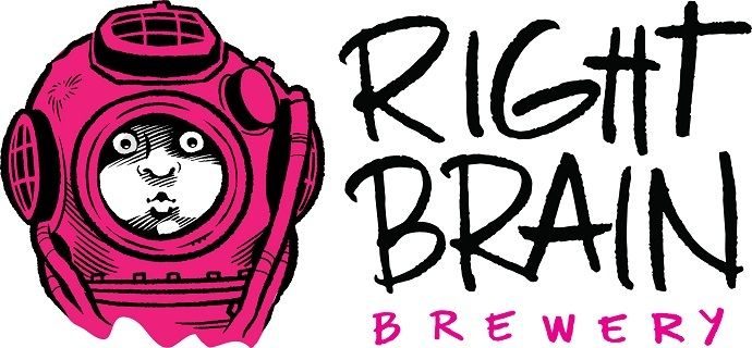 690x320 Photo Of Right Brain Cake Walk Beer Label
