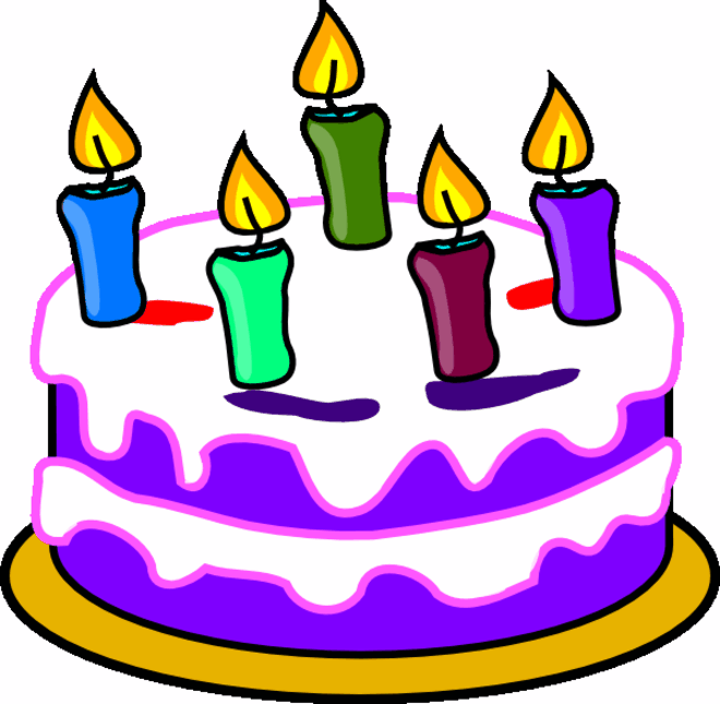 660x645 Birthday Cake Clip Art Free Clipart Images 2