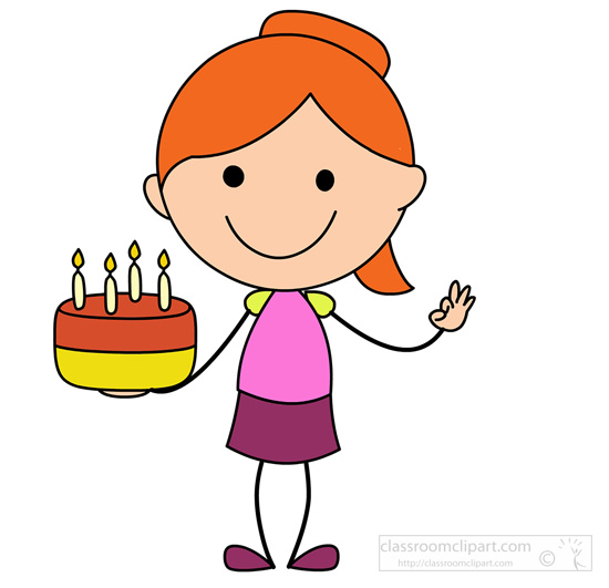 550x531 Cake Clipart Child