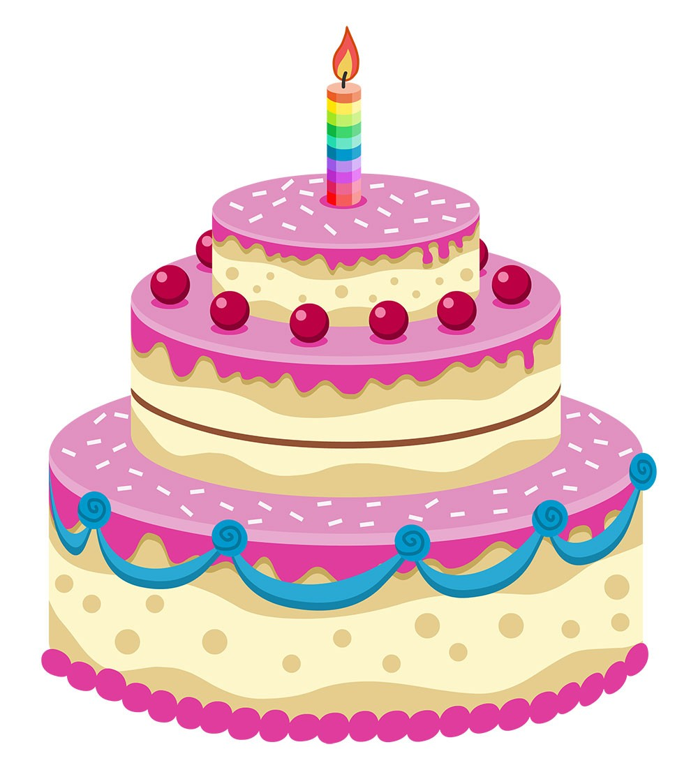 1000x1103 Animated Birthday Cake Clip Art 101 Clip Art