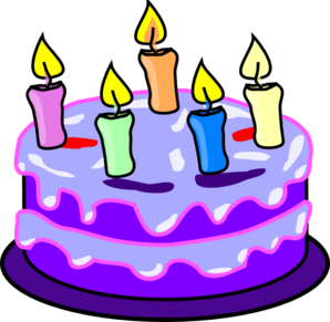 298x291 Birthday Cake Clip Art Free