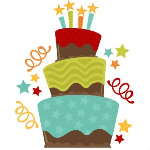 300x300 Pin By Nata On Clip Art, Birthday Cakes