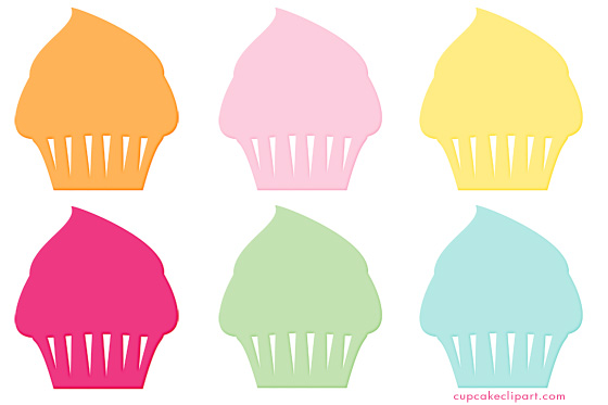 560x373 2014 Cupcake Calendar Printable Amp Free Silhouette Clipart