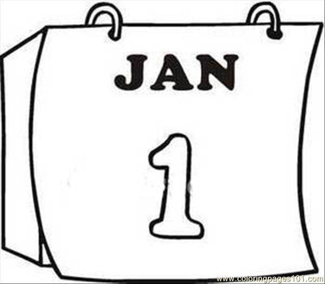 650x569 Daily Calendar Clip Art
