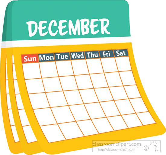 550x512 Clipart Calendar