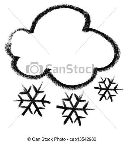 410x470 Snowy Calendar Clipart Black And White