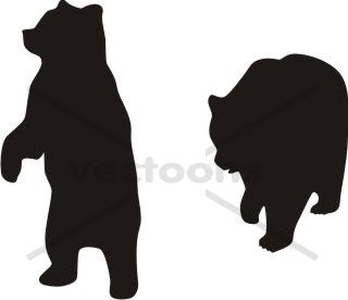 California Bear Clipart