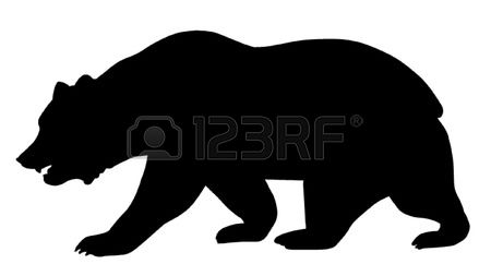California bear. Clipart free download best
