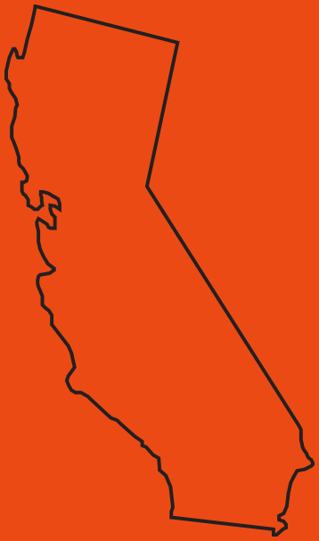 358x606 Outline Of California.california Vector Map 3336.jpg