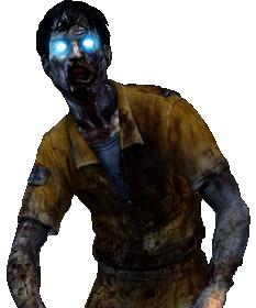 233x280 Call Of Duty Black Ops 2 Zombie Render By Brovvnie