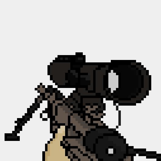 529x529 Call Of Duty Intervention Pixel Art By Pixelatedfirestar