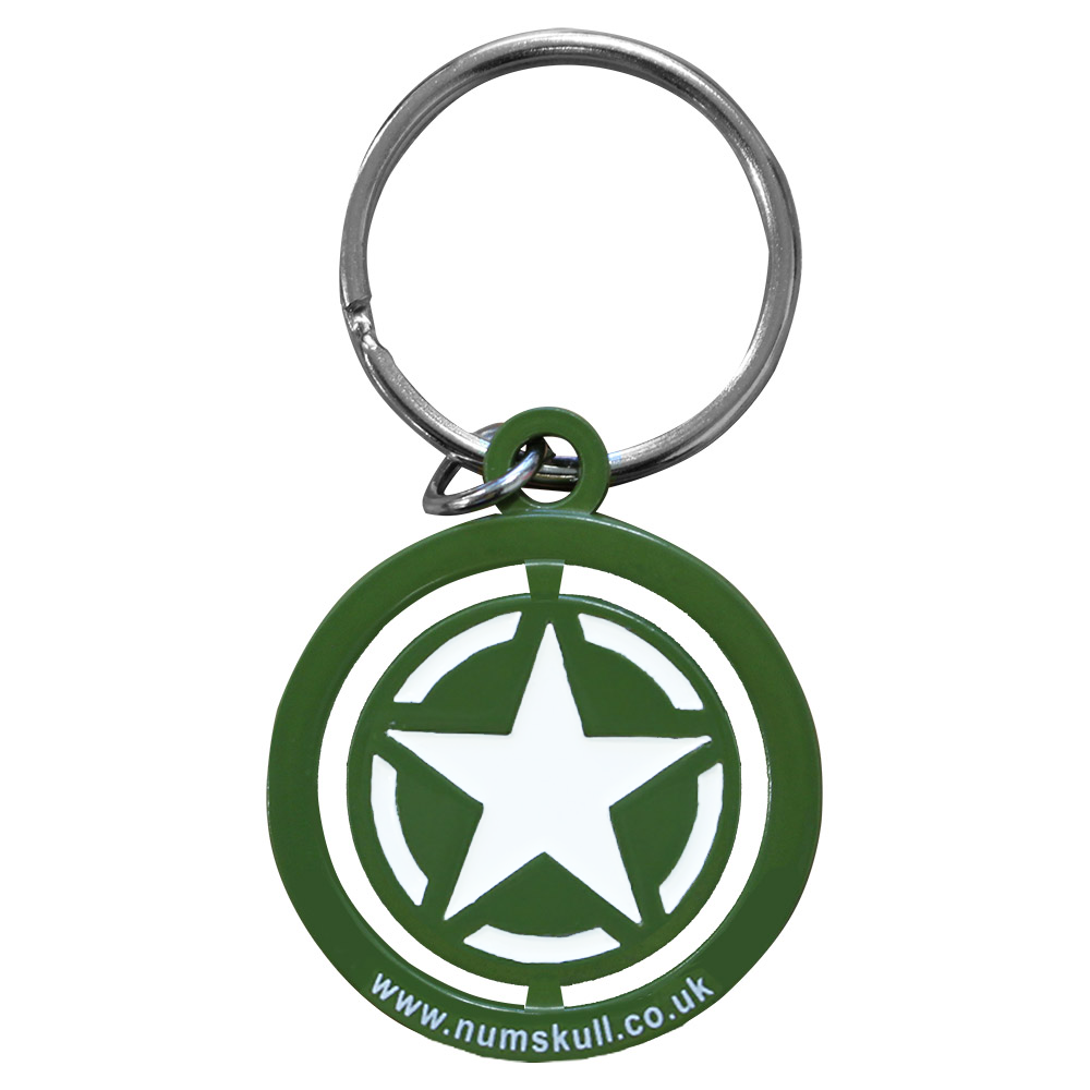 1000x1000 Official Call Of Duty Freedom Star Spinner Key Chain Free Uk