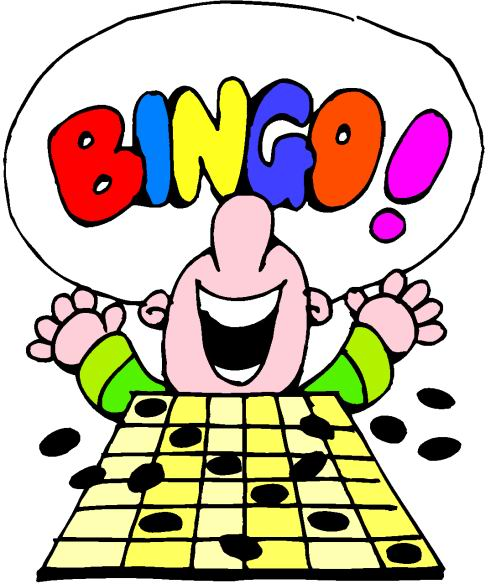 490x584 Clip Art Bingo Many Interesting Cliparts