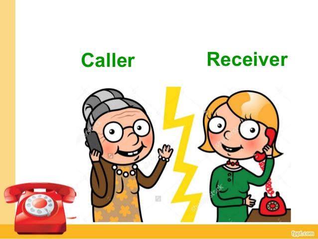 638x479 Receiver Clipart Caller
