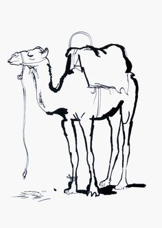 236x333 Artists Drawings Of Camels Camel Sketches By Astrocity20