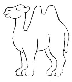 236x267 Drawings Of Camels Camels Coloring Pages Super Coloring