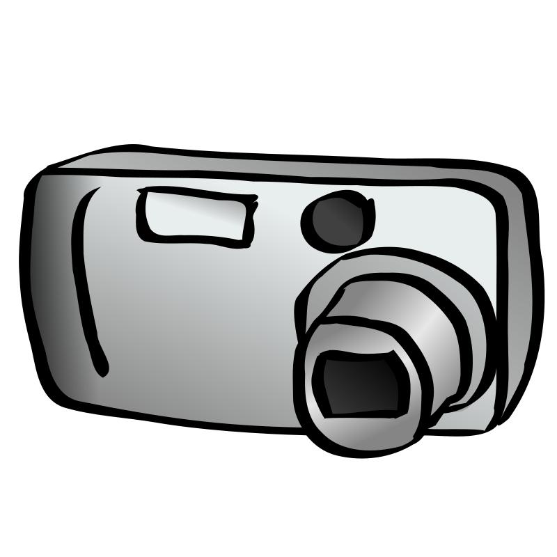 800x800 Camera Clipart 4