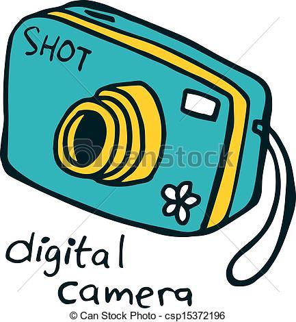 433x470 Camera Clipart Doodle