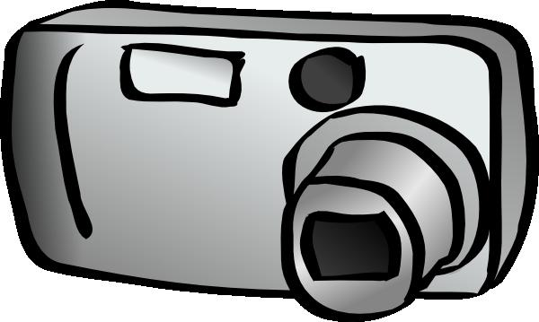 600x359 Digital Camera Clip Art Free Vector 4vector