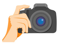 210x153 Free Camera Clipart