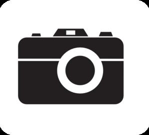 298x270 Black Camera Clip Art