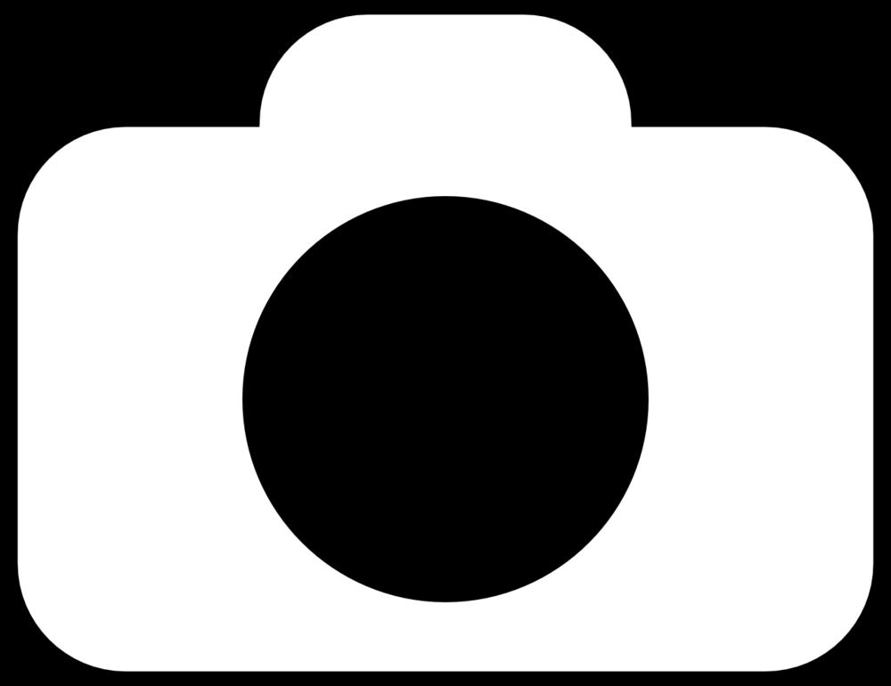1000x770 Monochrome Clipart Camera