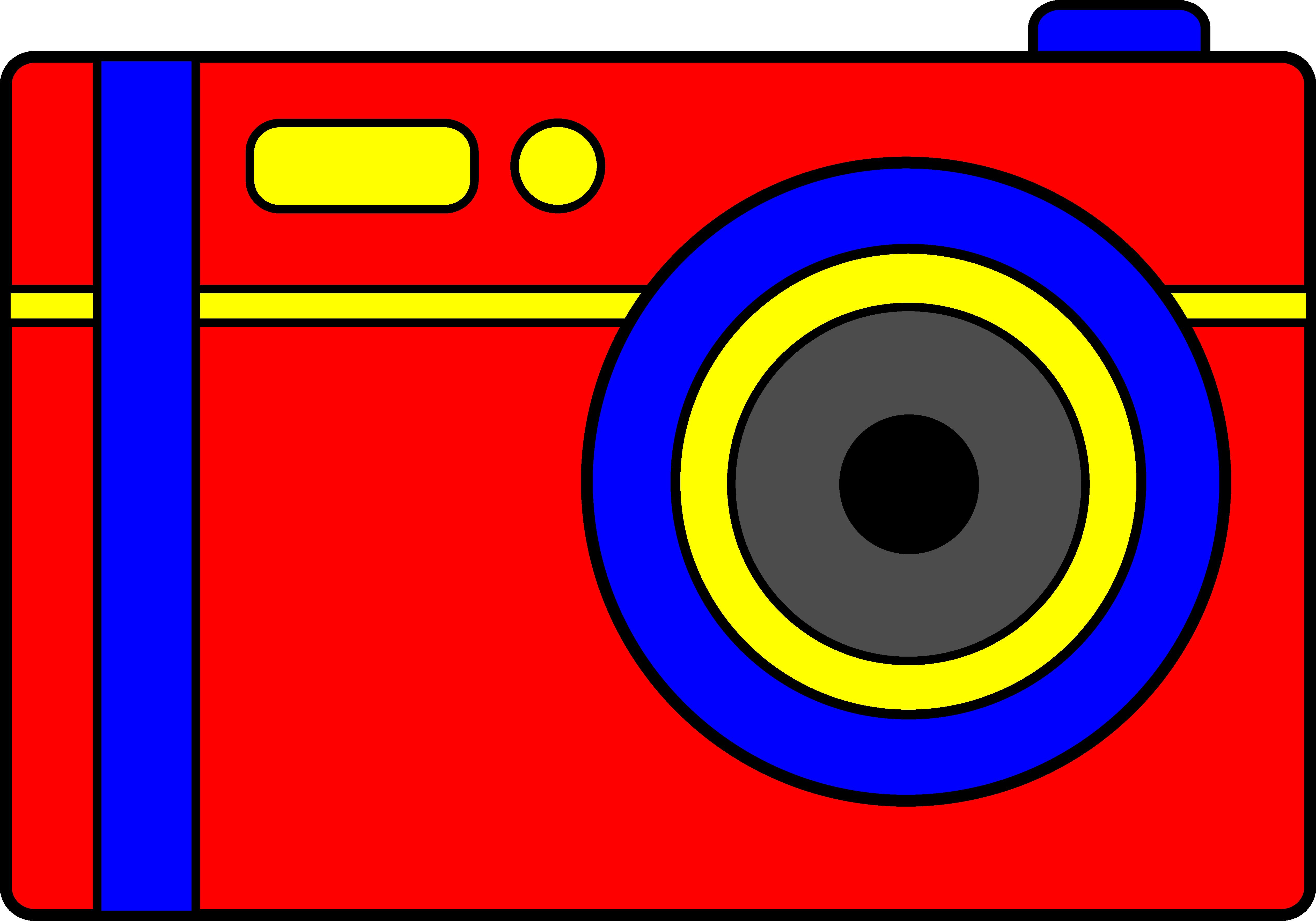 5085x3560 Camera Clip Art