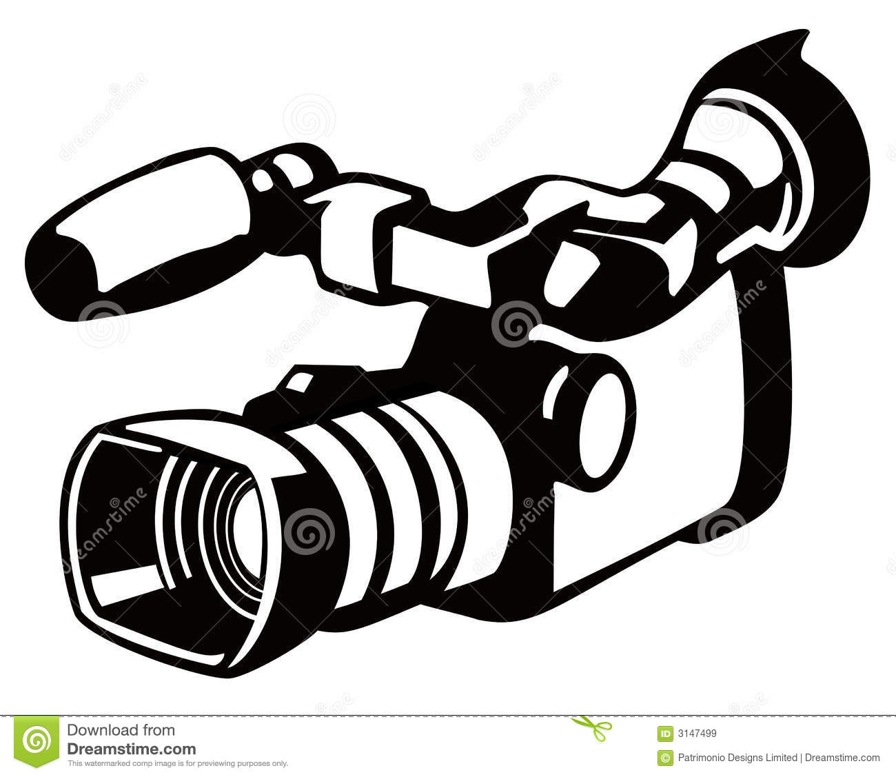 1300x1127 Video Camera Logo Clipart