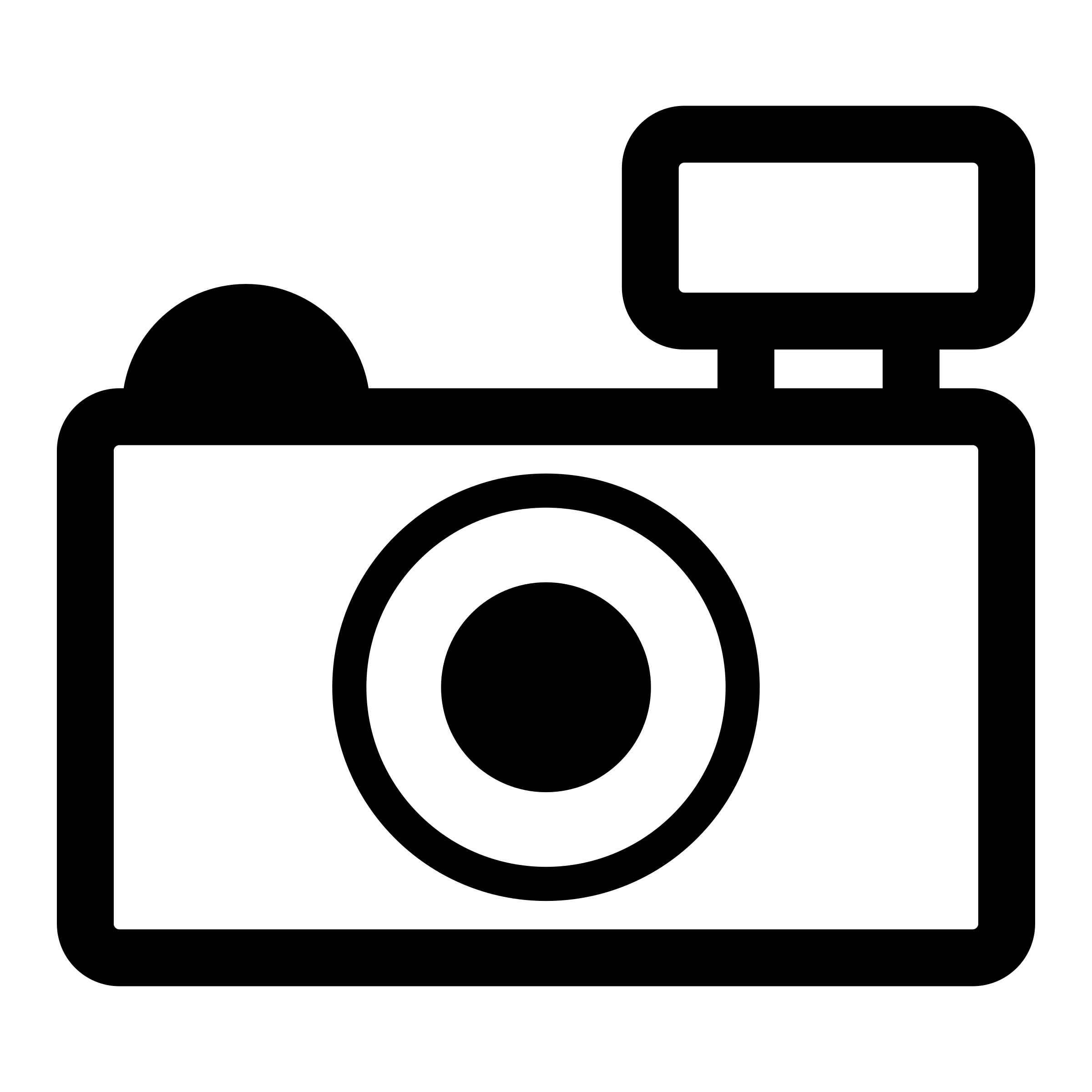 2400x2400 Camera Clip Art Black And White Free Clipart Images