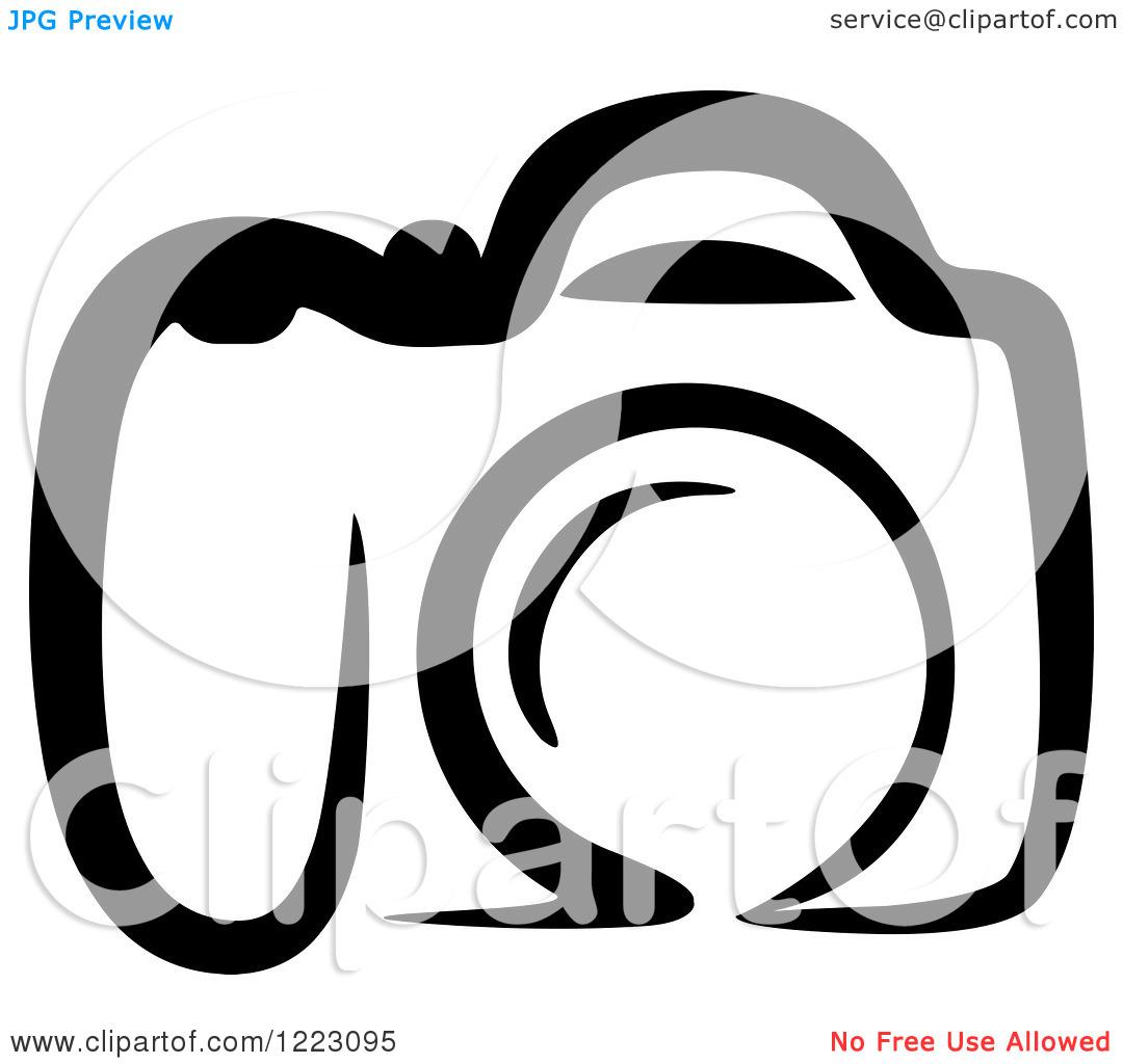 1080x1024 Digital Camera Clipart Black And White Clipart Panda